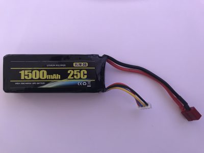 batterie lipo softair droni