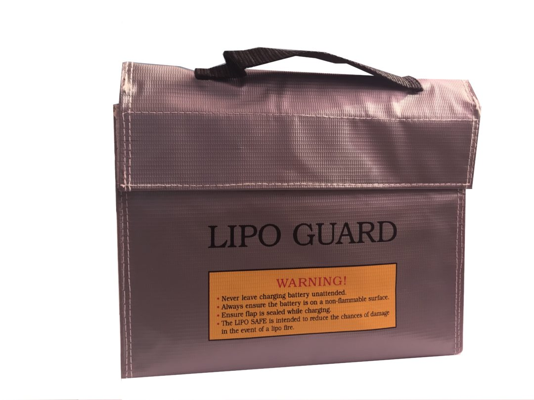batterie lipo softair borsa sicurezza